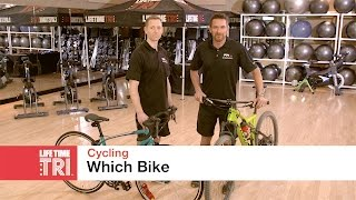 Triathlon: Bikes for the Beginner Triathlete