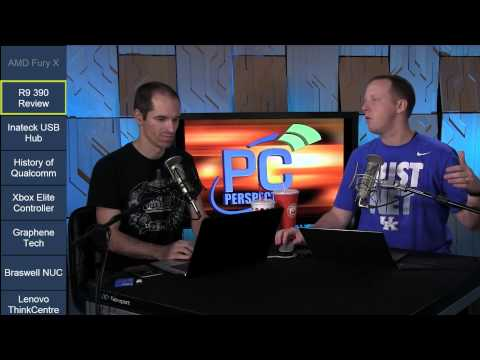 PC Perspective Podcast 355 - 06/25/15