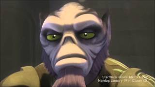 "Star Wars Rebels "" Idiot´s Array"" Clip"
