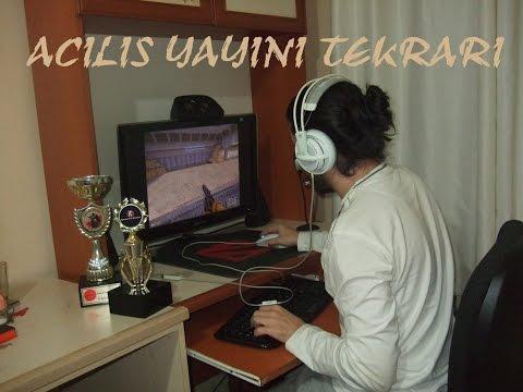 Half-Life Türkiye Şampiyonu UNLOST'un Açılış Yayını
