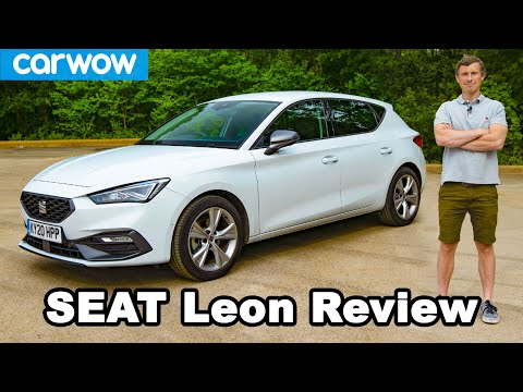 New SEAT Leon 2020 review - better than a VW Golf?