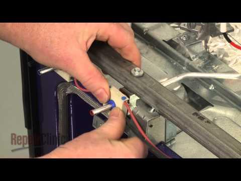 Left Rear Burner Valve - LG Gas Range