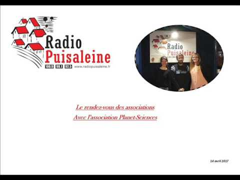 Le rendez-vous des associations avec Planet-Sciences (14 avril 2017)