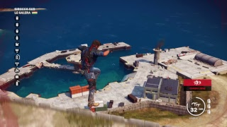 Just Cause 3 it's New Start