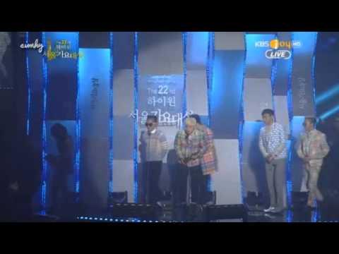 130131 BigBang Bonsang Seoul Music Award