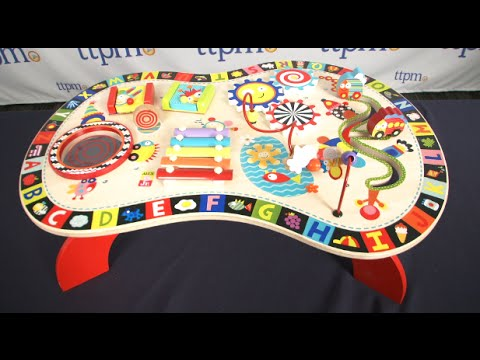 Sound Amp Play Busy Table From Alex Toys Youtube