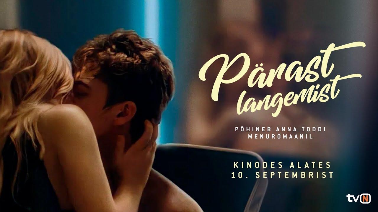 Download Romantiline draama PÄRAST LANGEMIST (After We Fell)   Kinodes alates 10. Septembrist