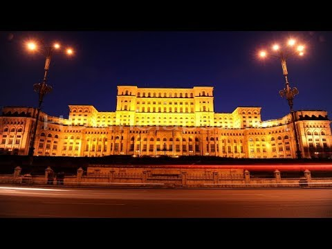 Palace of the Parliament  ||  Bucharest Travel Guide [4K]