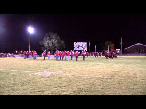 Cutter Morning Star High School Marching Band Hot Springs Arkansas