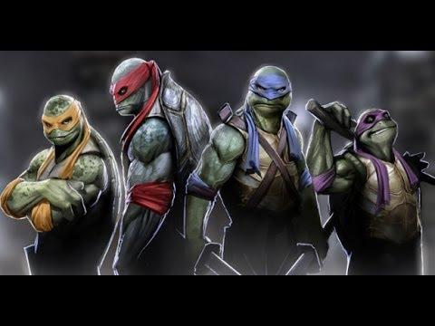 teenage mutant ninja turtles releases new version of