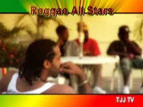 Reggae All Stars - Marlon Asher, Prophet Benjamin, etc