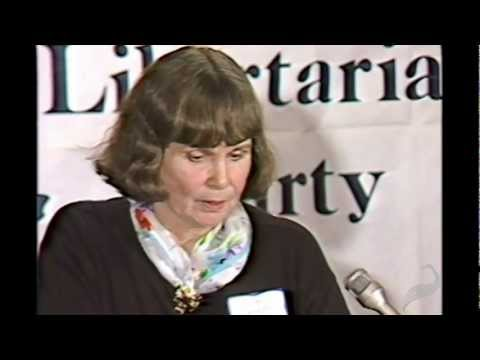 Joan Kennedy Taylor on Libertarian Feminism