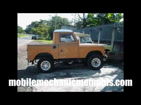Mobile Land Rover Mechanic Memphis Auto Car Repair Service & Foreign Pre Purchase Vehicle Inspection