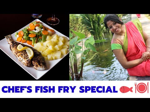 SPICY FISH FRY | CHEFS SPECIAL FISH FRY | INDIAN FISH FRY