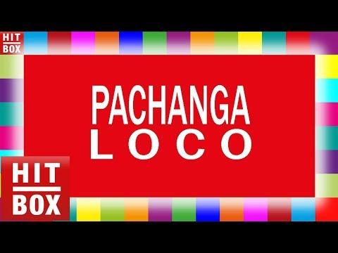 PACHANGA - Loco 'HITBOX Lyrics Karaoke'