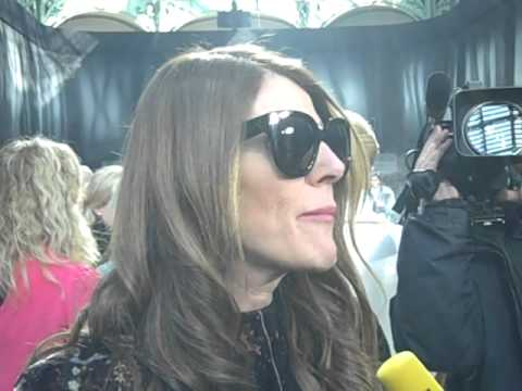AFTV, ParisFW Fall/Winter 2012 Anna dello Russo on...