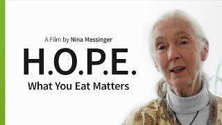 H.O.P.E. What You Eat Matters - Official Trailer