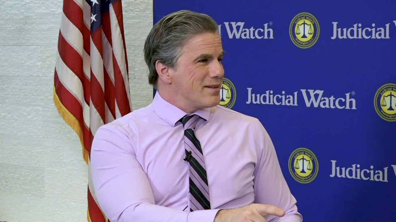 ICYMI: Tom Fitton Estimates 900,000 Aliens Unlawfully Voted in Midterm Elections!