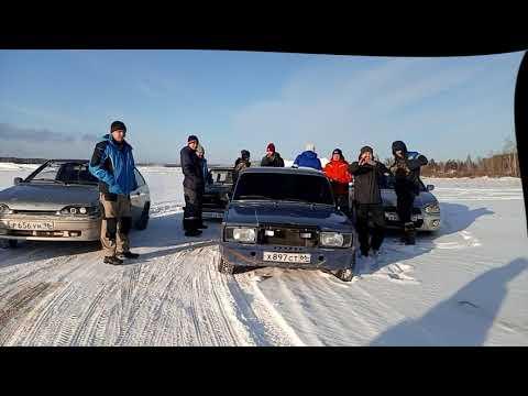 Открытие Зимнего Дрифта в Невьянске