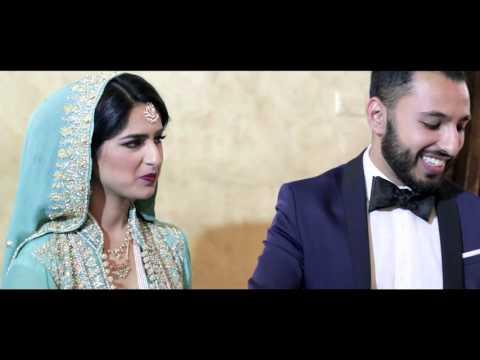 Zoya & Raahim Wedding by Rozo Reels