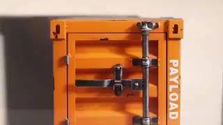 PAYLOAD 컨테이너 박스 디자인 레트로 캐비닛 거실…