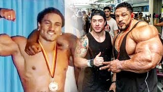 Roelly Winklaar Then And Now - Body Transformation Of A Monster Bodybuilder