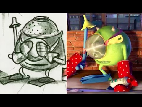 "Thumbnail: Monsters Inc. Side by Side ""Fright Night"" Pt 1 