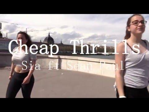 Cheap Thrills | Sia feat Sean Paul |...