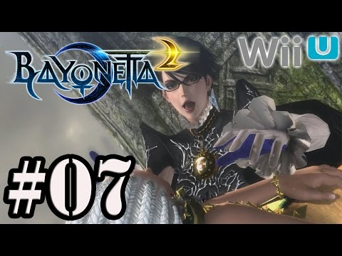 Let's Play: Bayonetta 2 - Parte 7 - The Cathedral of Cascades
