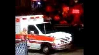 Ryback Puts Zack Ryder Into An Ambulance Raw 5/20/13