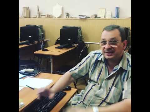 Дмитрий Петрошенко - преподаватель по созданию видео-продукции