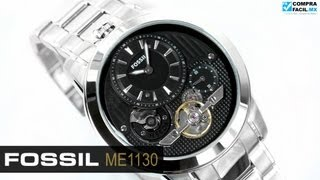 Reloj Fossil ME1130 - Automático - CompraFacil.mx