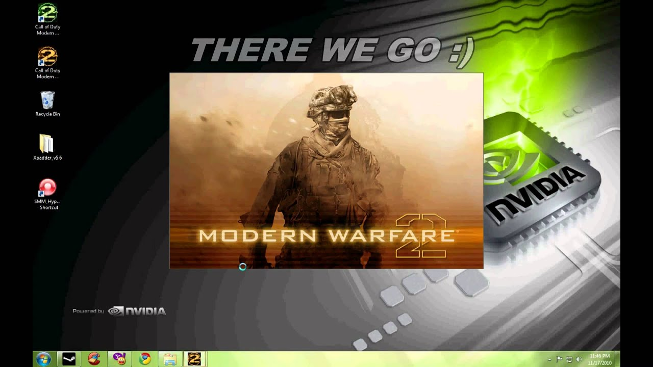 Call Of Duty MW2!!! For PC  DISK READ ERROR??