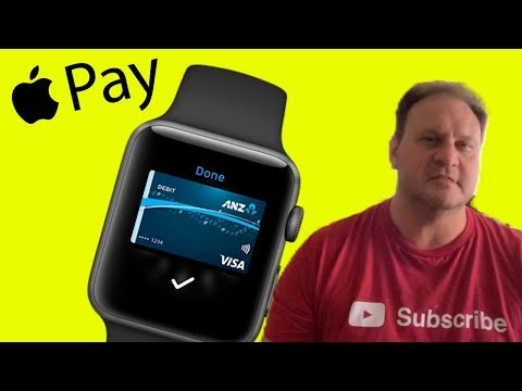 How To Use Apple Pay On The Apple Watch