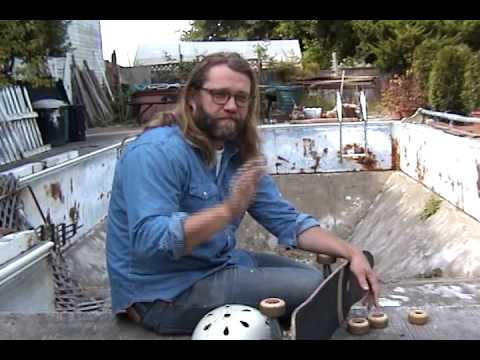 John Roderick of the Long Winters talks skateboarding | 13 Songs