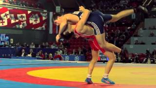 Gambar cover Fila Greco-Roman & Freestyle Wrestling Highlights