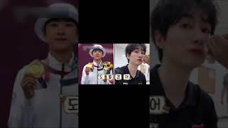 [슈퍼주니어/은혁] 안산 선수와 닮은 은혁