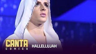Diego Martins emociona 87 jurados ao cantar Hallelujah