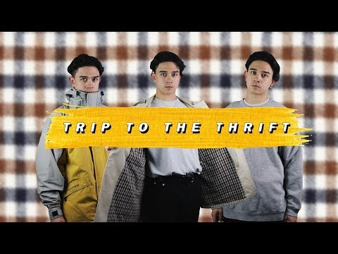 TRIP TO THE THRIFT: VINTAGE TOMMY HILFIGER, AQUASCUTUM & MORE