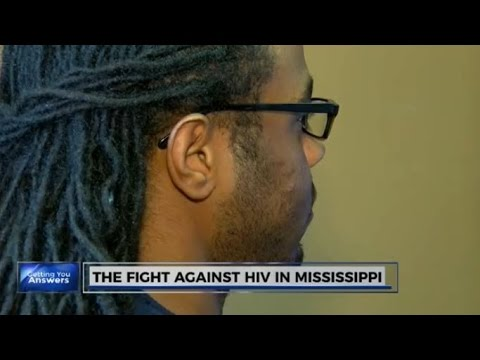 HIV and AIDS in Jackson, Mississippi
