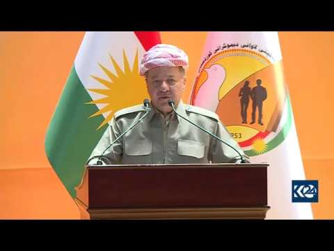وتاری لە رێورەسمی كۆنگرهی ههشتهمی یهكێتی لاوانی دیموكراتی كوردستان