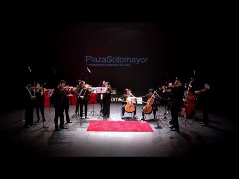 Comunidad en la música | Camerata MusArt de Casablanca | TEDxPlazaSotomayor