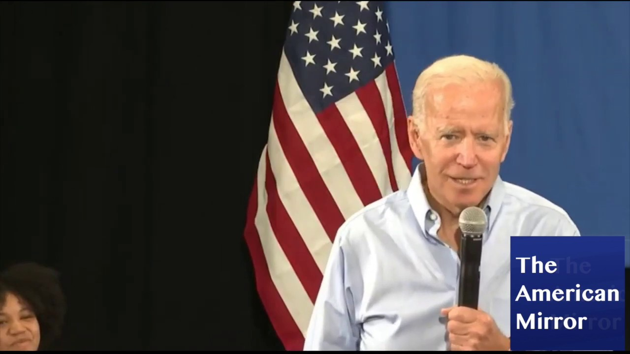 Joe Biden insults Iowans: 'Probably a lot of you don't know where Delaware is'