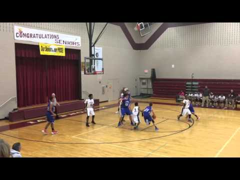 Flint International vs Lenawee Christian 1-23-16 JV boys