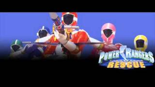 power ranger lightspeed rescue theme song