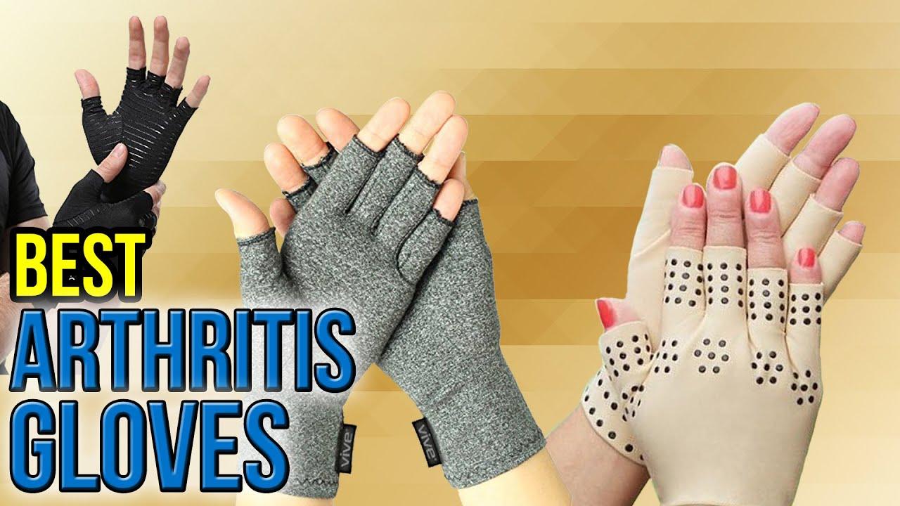 7 Best Arthritis Gloves 2017