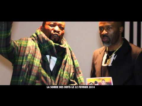 Willy Kamenga - Loulou Business et Papy de Berne annoncent la soirée des Defis