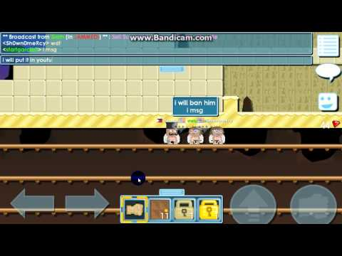 Growtopia Scammer: cunny! Don't trust him guys!