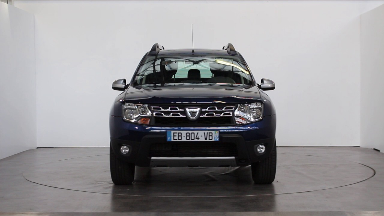 dacia duster tce 125 4x2 prestige edition 2016 eb 804 vb mvi 698 youtube. Black Bedroom Furniture Sets. Home Design Ideas