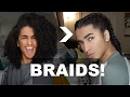Cornrow Braids! Natural Hair | Men & Women!